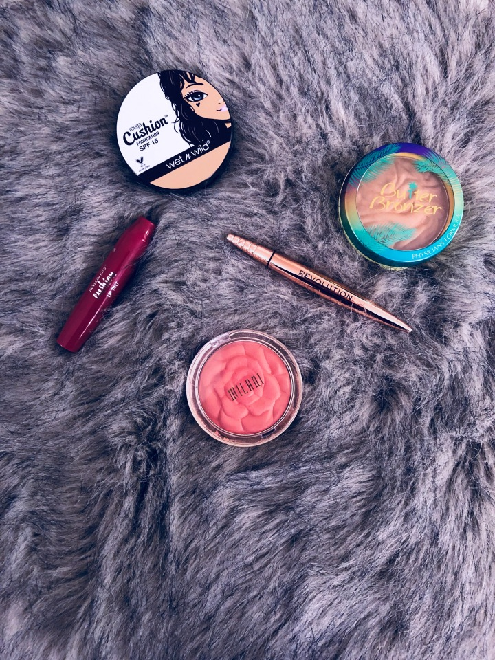 Top 5 Drugstore MakeupProducts